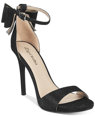 Zigi Soho Remi Two Piece Dress Sandals Sandals Shoes