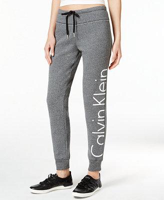 Calvin Klein Performance Logo Sweatpants Pants Women