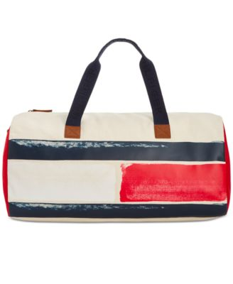 TOMMY HILFIGER Simon Duffel in Natural