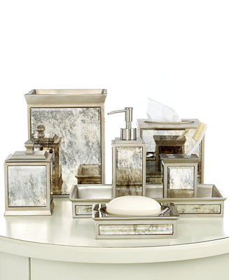 Kassatex Bath Accessories Palazzo Collection Bathroom