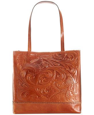 Patricia Nash Tooled Toscano Tote Handbags Amp Accessories