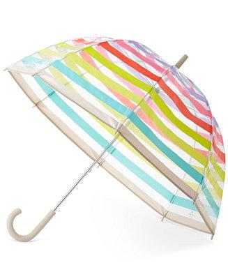 Kate Spade New York Candy Striped Umbrella Handbags