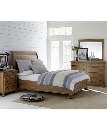 Montauk Bedroom Furniture Collection Furniture Macy S