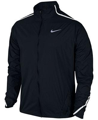 Nike Men S Shield Impossibly Light Running Jacket Coats