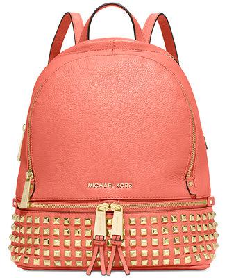 32fec88a82fe1 Mk Backpack Purse At Macy s