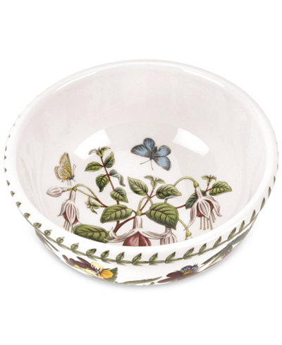 Portmeirion dinnerware botanic garden individual fruit for Portmeirion dinnerware set of 4 botanic garden canape plates