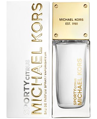 michael kors sporty citrus eau de parfum spray 1 7 oz. Black Bedroom Furniture Sets. Home Design Ideas