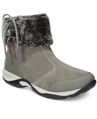 Easy Spirit Elementa Ankle Booties Boots Shoes Macy 39 S