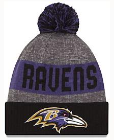 Baltimore Ravens Toddler Quarter-Zip Microfleece Jacket - Purple