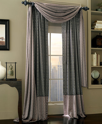 Waterford Alana Scarf Window Valance Bedding Collections