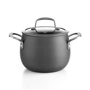 Belgique Hard Anodized 3-Qt. Soup Pot