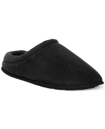 Club Room Men S Terry Slip On Slippers Shoes Men Macy S
