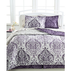 8-Piece Carey Reversible Bedding Ensembles