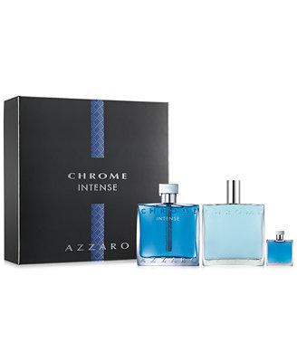 CHROME INTENSE by Azzaro Gift Set