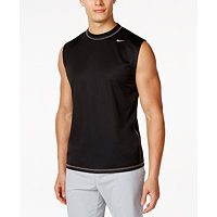 Nike Dri-FIT UV Sleeveless Mens Swim Shirt