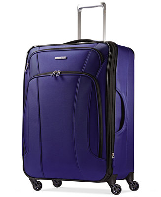 Samsonite Liteair 25 Quot Expandable Spinner Suitcase Only At