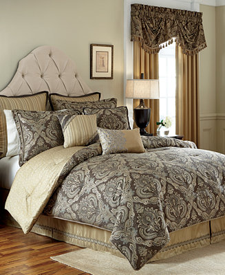 Croscill Ashfield California King Comforter Set Bedding