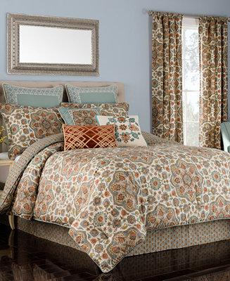 savannah home marrakesh comforter sets bedding collections bed bath macy 39 s. Black Bedroom Furniture Sets. Home Design Ideas