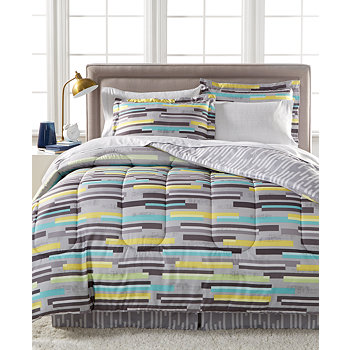 Sunham Cliffside 8-Pc. Queen Bedding Ensemble