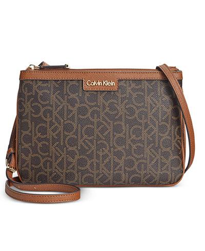 Calvin Klein Crossbody Bag Macys 17
