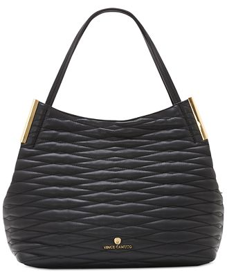 Vince Camuto Quilted Tina Tote Handbags Amp Accessories