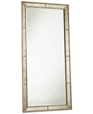 Ailey Floor Mirror Furniture Macy S