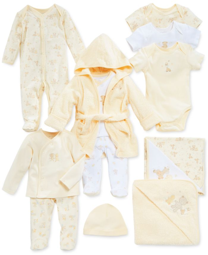 First Impressions Baby Boys' or Baby Girls' Bundle