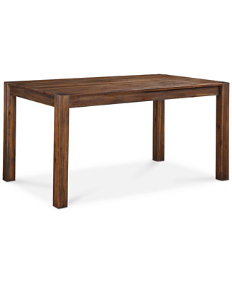 Avondale dining table only at macy 39 s furniture macy 39 s for Macys dining table