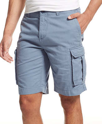 tommy hilfiger classic fit cargo shorts shorts men. Black Bedroom Furniture Sets. Home Design Ideas
