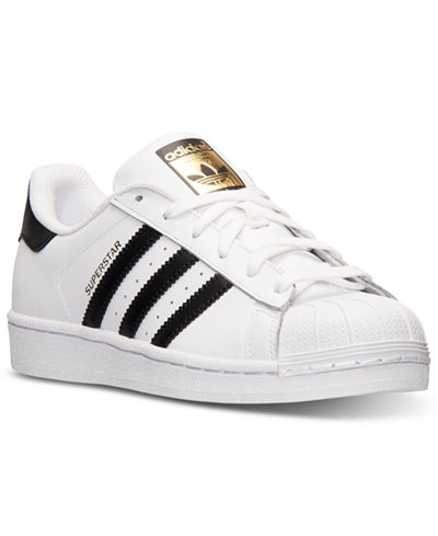 adidas women 39 s superstar casual sneakers from finish line. Black Bedroom Furniture Sets. Home Design Ideas
