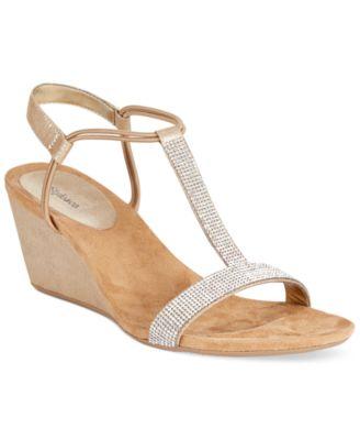 Cool Wedge Heels