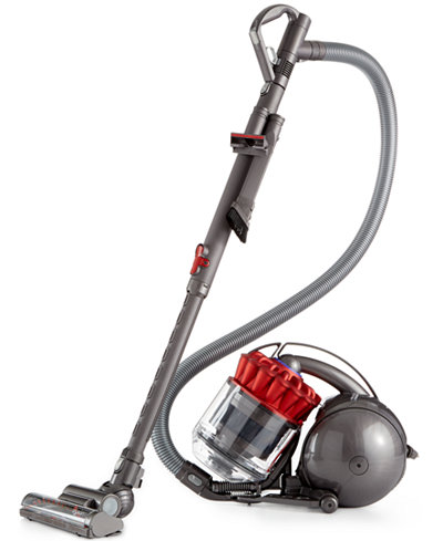 dyson dc39 ball multifloor pro canister vacuum vacuums steam cleaners for the home macy 39 s. Black Bedroom Furniture Sets. Home Design Ideas