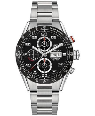 tag heuer s swiss automatic chronograph