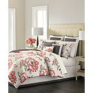Martha Stewart Collection Peony Blossom 9 Piece Bedding Sets Only At Macy 3