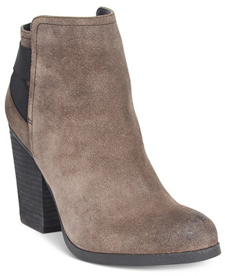 Kenneth Cole Reaction Might Make It Ankle Booties Boots