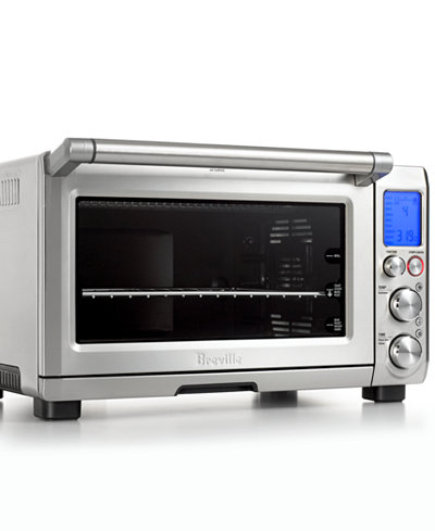Breville Countertop Convection Oven Warranty : Breville BOV800XL Toaster Oven, Smart - Electrics - Kitchen - Macys