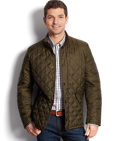 Barbour Men S Fly Away Chelsea Jacket Coats Amp Jackets
