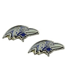 Women's Baltimore Ravens WinCraft Post Earrings