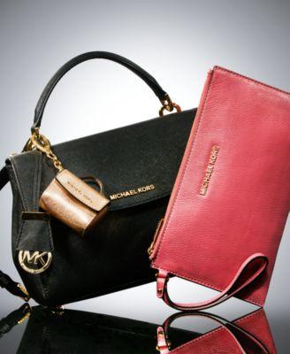 74d66f2a70a9 michael kors ava small satchel black small bags ebay - Marwood ...