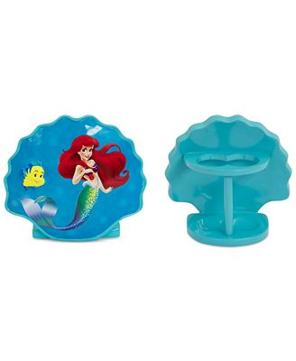 Closeout little mermaid toothbrush holder bathroom accessories bed bath macy 39 s - The little mermaid bathroom decor ...
