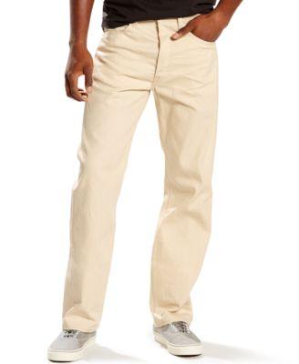 29e8e9f41fa Levi S Levi  039 S® 501® Original Shrink-To-Fit™ Jeans In Ecru ...