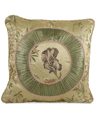 Croscill Iris 20 Square Decorative Pillow Bedding Collections Bed Bath Macy 39 S