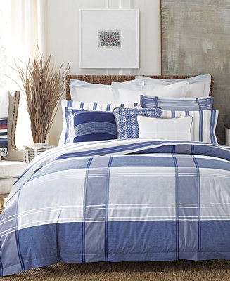 Tommy Hilfiger Lambert 39 S Cove Bedding Collection Bedding Collections Bed Bath Macy 39 S