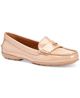COACH Woman's Odette Casual Loafers - Flats - Shoes - Macy's