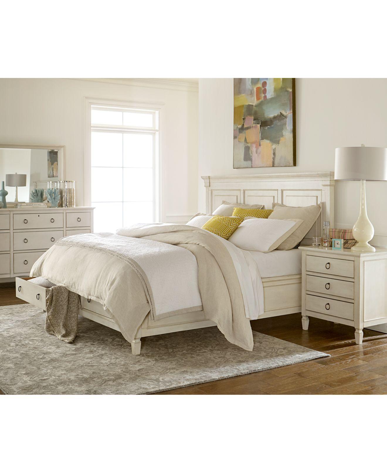 Modern bedroom set by macys