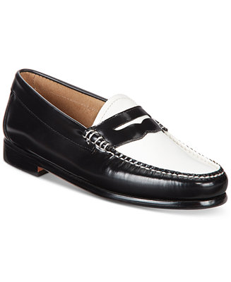 G H Bass Amp Co Women S Weejuns Whitney Penny Loafers