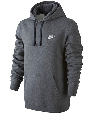 Nike Men S Pullover Fleece Hoodie Hoodies Amp Sweatshirts