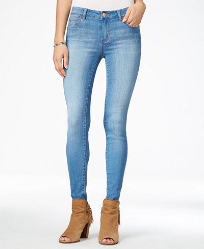celebrity pink juniors 39 dawson super skinny jeans macy 39 s. Black Bedroom Furniture Sets. Home Design Ideas