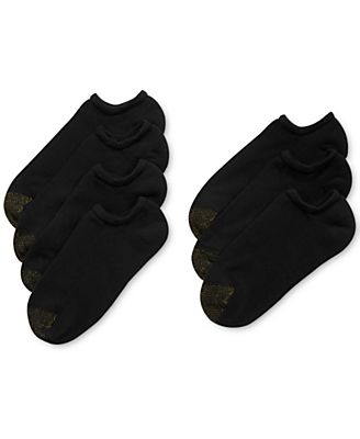Gold Toe Men's 7-Pk. Athletic Liner Socks