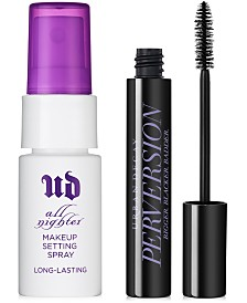 Receive a free 3-piece bonus gift with your $65 Urban Decay purchase